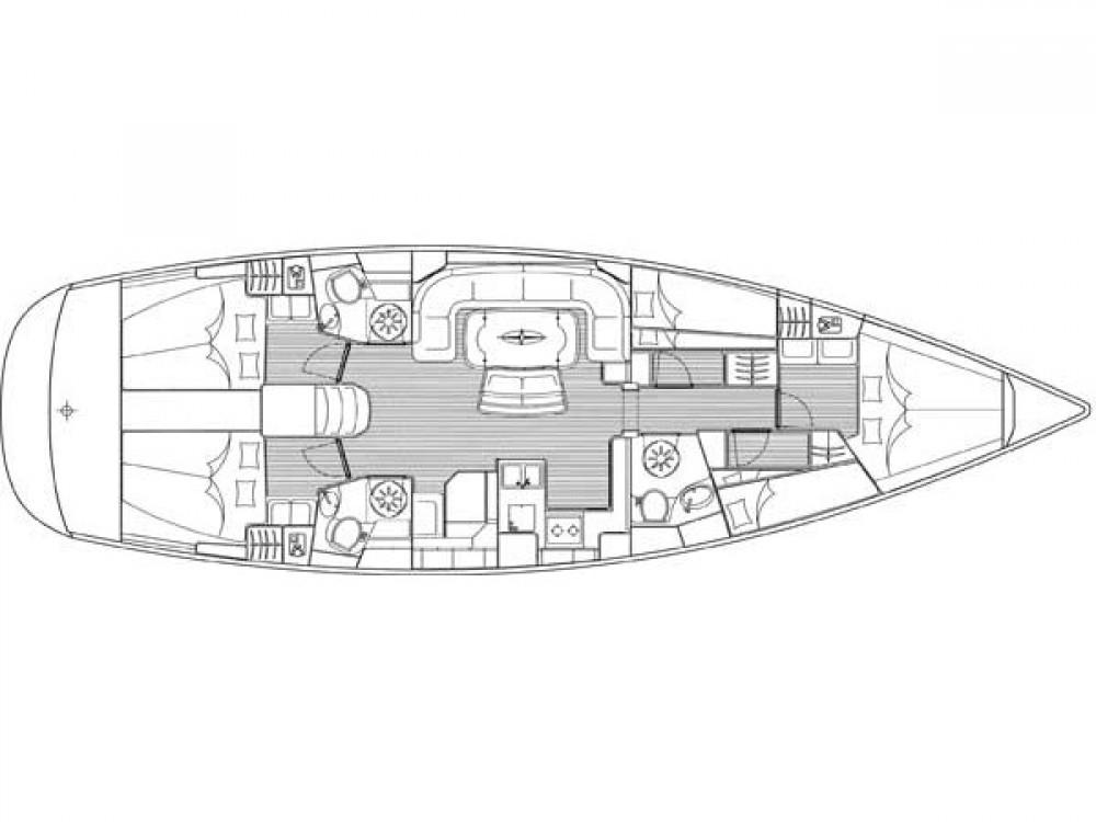 Segelboot mieten in Álimos - Bavaria Bavaria 50 Cruiser