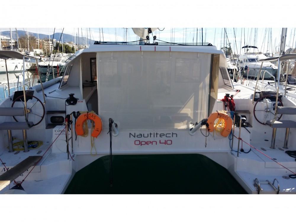 Yacht-Charter in Rhodos - Nautitech Nautitech Open 40 auf SamBoat