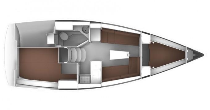 Segelboot mit oder ohne Skipper Bavaria mieten in Gouviá
