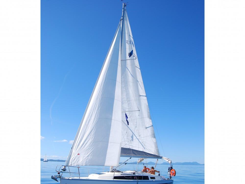 Bootsverleih Bavaria Bavaria Cruiser 33 Kontokali Samboat