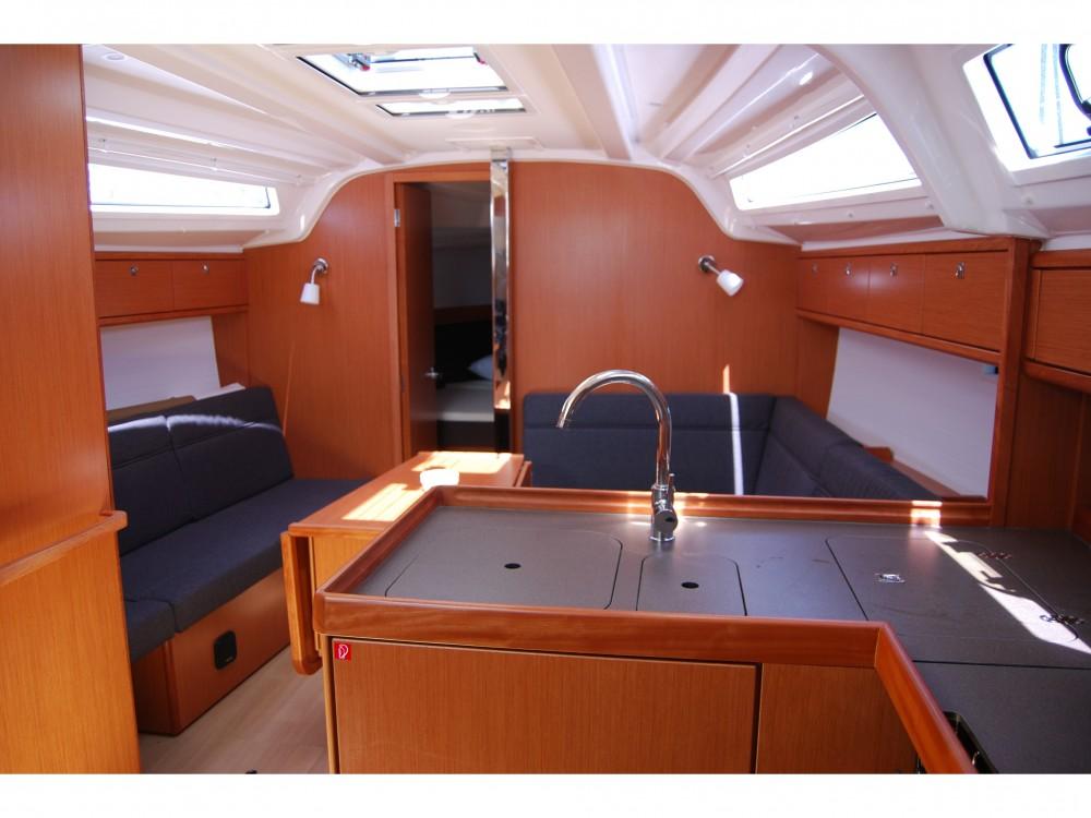Bavaria Bavaria Cruiser 37 zwischen Privatpersonen und professionellem Anbieter