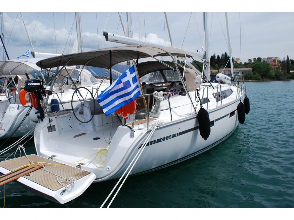 Bootsverleih Prevesa günstig Bavaria Cruiser 41
