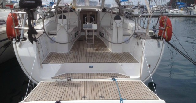 Yacht-Charter in Gouviá - Bavaria Cruiser 40 auf SamBoat