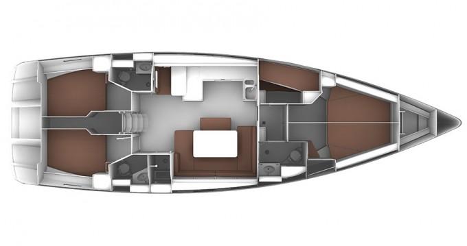 Segelboot mieten in Préveza - Bavaria Cruiser 51