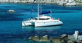 Yacht-Charter in Cienfuegos - Fountaine Pajot Lavezzi 40 auf SamBoat