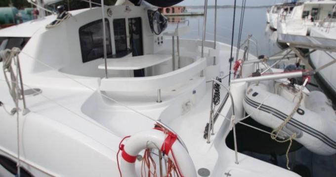 Bootsverleih Fountaine Pajot Lavezzi 40 Cienfuegos Samboat