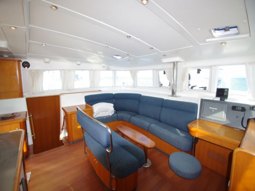 Bootsverleih Lagoon Lagoon 440  Samboat