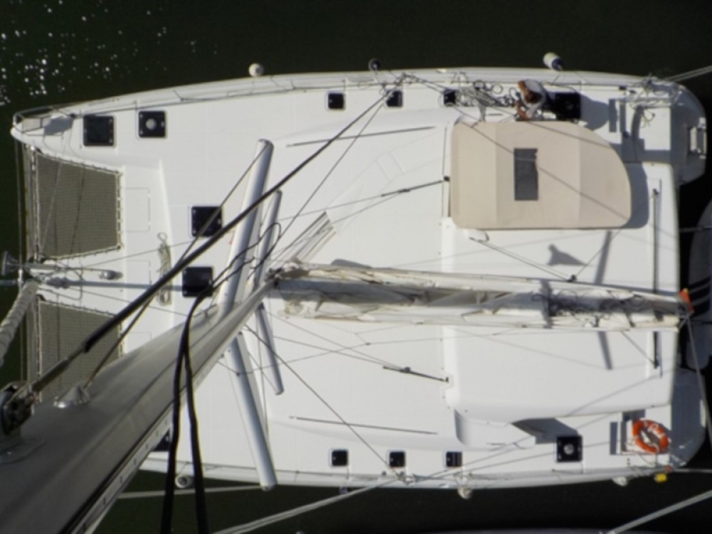 Bootsverleih Lagoon Lagoon 421  Samboat