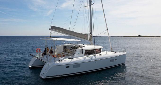 Katamaran mit oder ohne Skipper Lagoon mieten in Cienfuegos