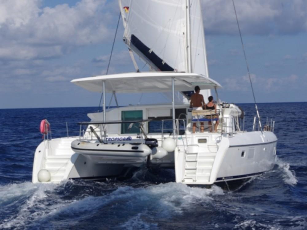 Bootsverleih Lagoon Lagoon 420 Ciudad de Cienfuegos Samboat