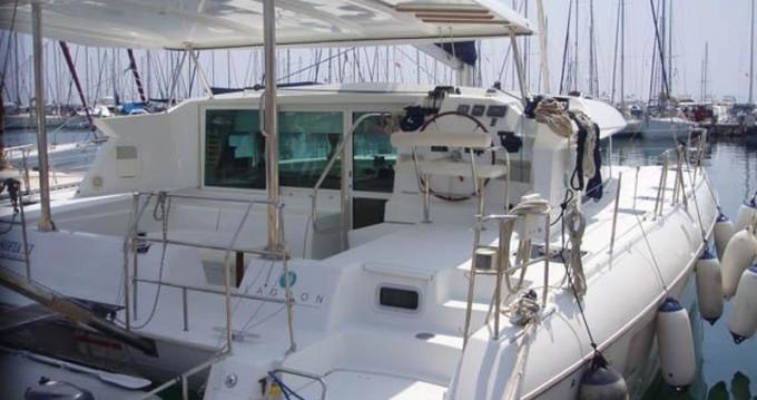Bootsverleih Athen günstig Lagoon 420
