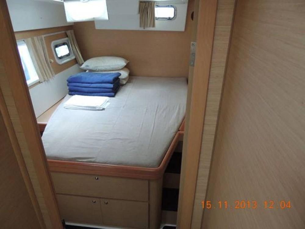 Bootsverleih Lagoon Lagoon 420 Álimos Samboat