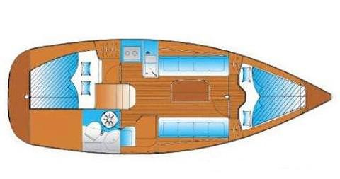 Bavaria Bavaria 30 Cruiser zwischen Privatpersonen und professionellem Anbieter Yerseke