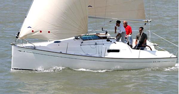 Segelboot mieten in Yerseke - Jeanneau Sun 2500