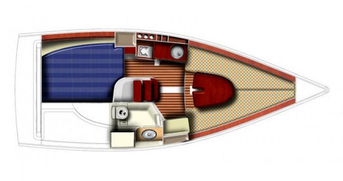 Segelboot mit oder ohne Skipper Jeanneau mieten in Yerseke
