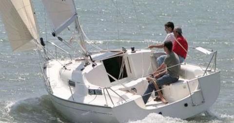 Yacht-Charter in Yerseke - Jeanneau Sun 2500 auf SamBoat