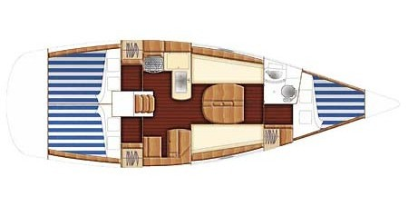Yacht-Charter in Yerseke - Bénéteau First 36.7 auf SamBoat