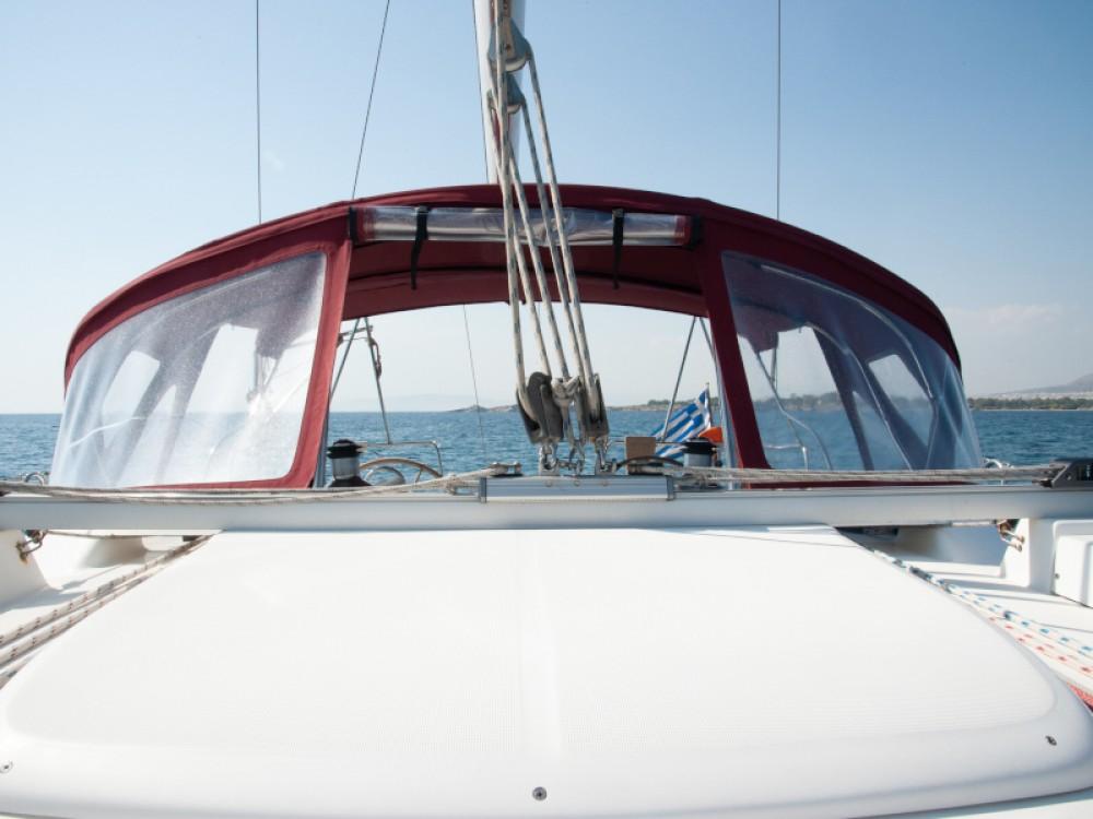 Bénéteau Oceanis 473 zwischen Privatpersonen und professionellem Anbieter Álimos
