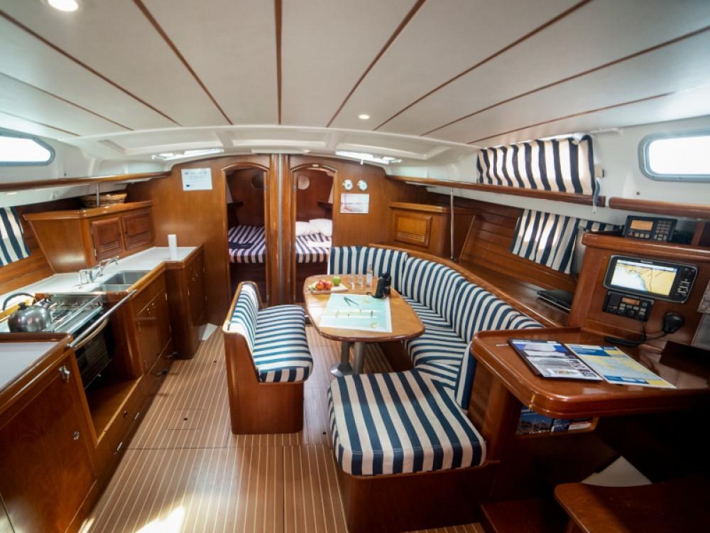 Segelboot mieten in Álimos - Bénéteau Oceanis 473