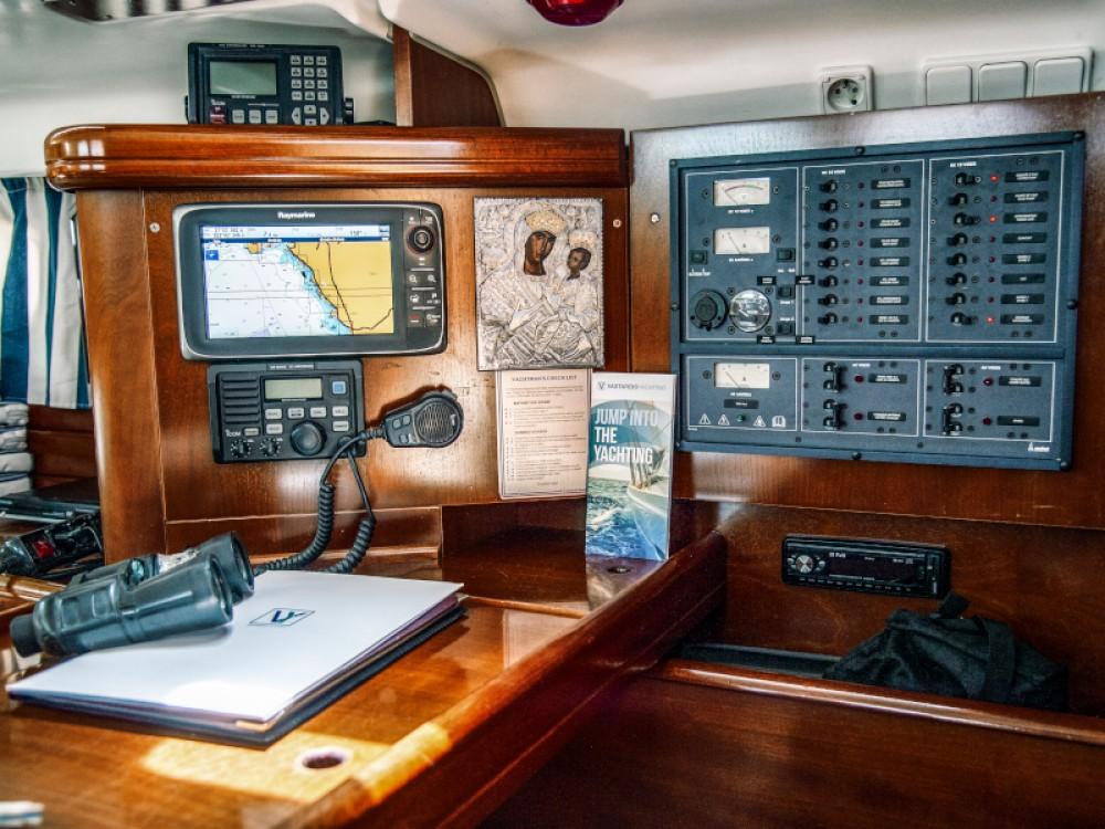 Bootsverleih Álimos günstig Oceanis 473
