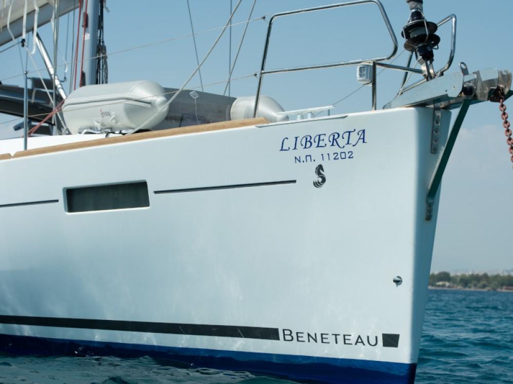Segelboot mit oder ohne Skipper Bénéteau mieten in Μύκονος