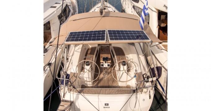 Bavaria Bavaria 40 Cruiser zwischen Privatpersonen und professionellem Anbieter Álimos