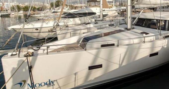 Bootsverleih Athen günstig Moody DS 45
