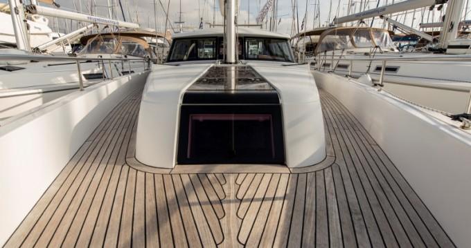 Segelboot mieten in Athen - Moody Moody DS 45