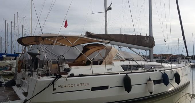 Bootsverleih Dufour Dufour 512 Grand Large Cagliari Samboat