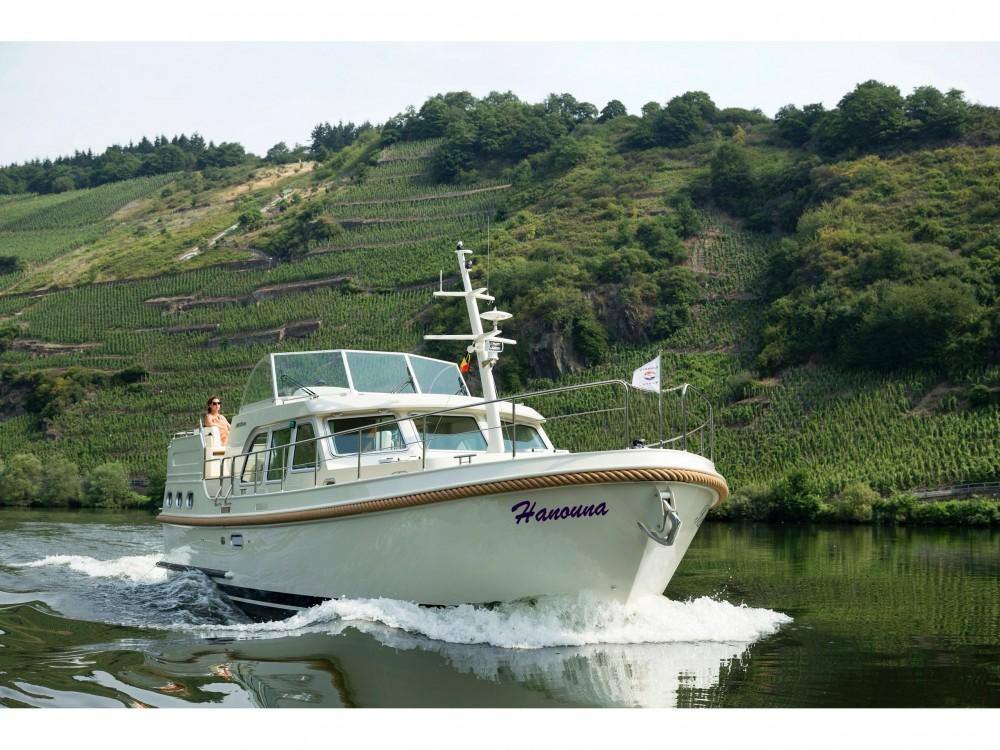 Motorboot mit oder ohne Skipper Linssen mieten in