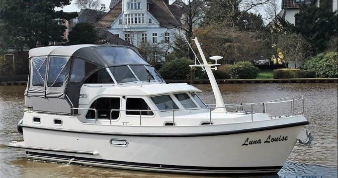 Motorboot mieten in Kinrooi - Linssen Linssen GS 30.9 AC