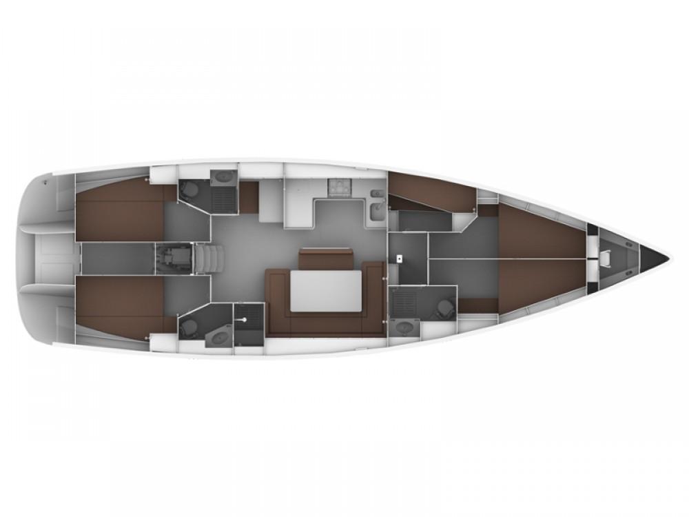 Yacht-Charter in Follonica - Bavaria Bavaria Cruiser 50 auf SamBoat