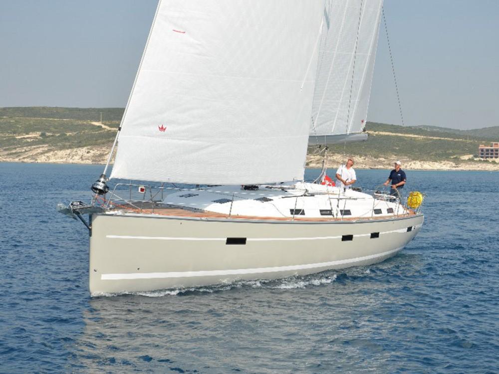 Bootsverleih Follonica günstig Bavaria Cruiser 50