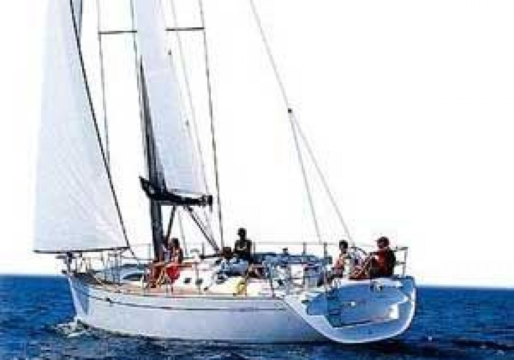 Jeanneau Sun Odyssey 43 zwischen Privatpersonen und professionellem Anbieter Follonica