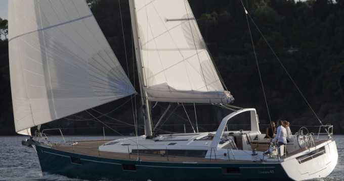 Bootsverleih Follonica günstig Oceanis 48