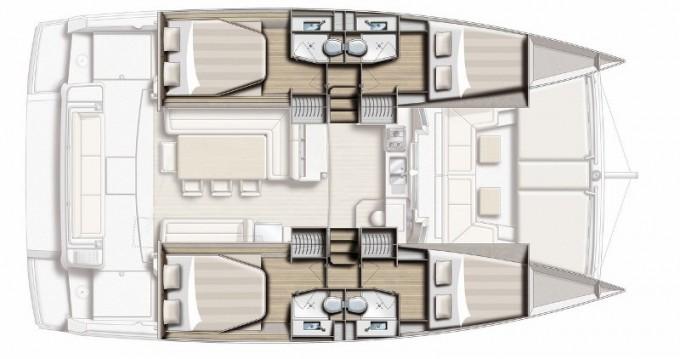 Bootsverleih Bali Catamarans Bali 4.1 Follonica Samboat