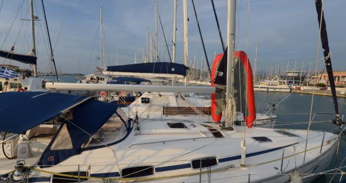 Segelboot mieten in Lefkada (Island) - Bavaria Bavaria 39 Cruiser