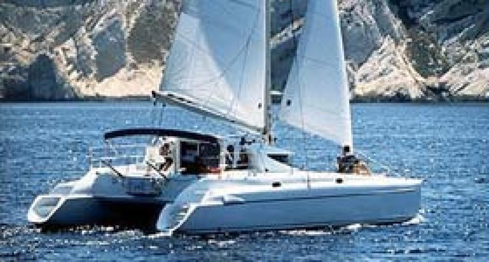 Katamaran mit oder ohne Skipper Fountaine Pajot mieten in Lefkada