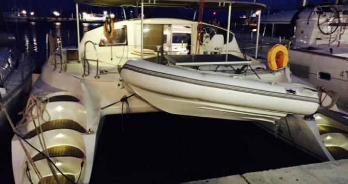Yacht-Charter in Lefkada (Island) - Fountaine Pajot Athena 38 auf SamBoat