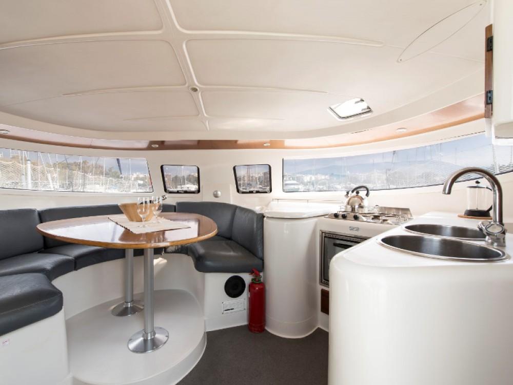 Yacht-Charter in Lefkada - Fountaine Pajot Athena 38 auf SamBoat