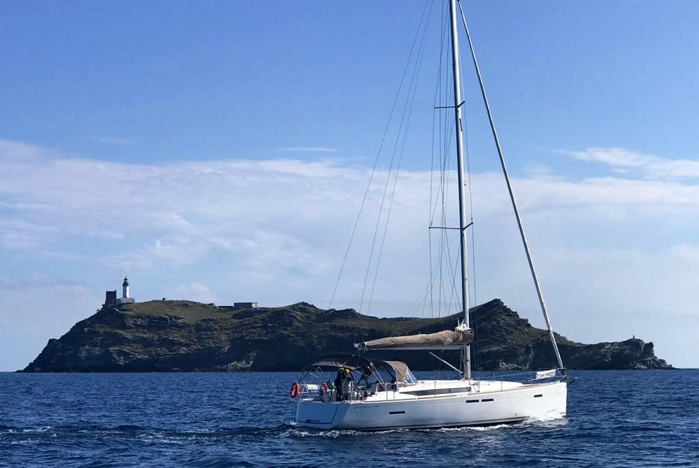 Yacht-Charter in Nettuno - Jeanneau Sun Odyssey 440 auf SamBoat
