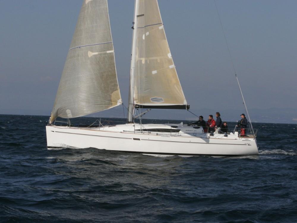 Segelboot mit oder ohne Skipper Elan mieten in Nettuno