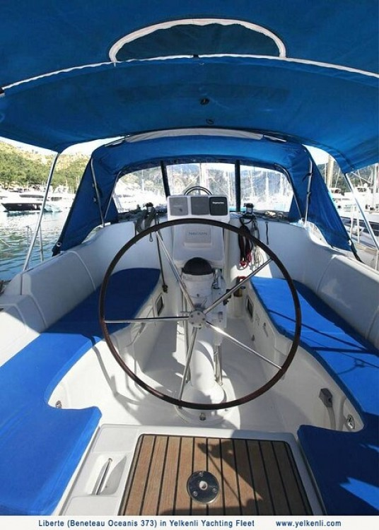 Yacht-Charter in Bursa - Bénéteau Oceanis 373 auf SamBoat