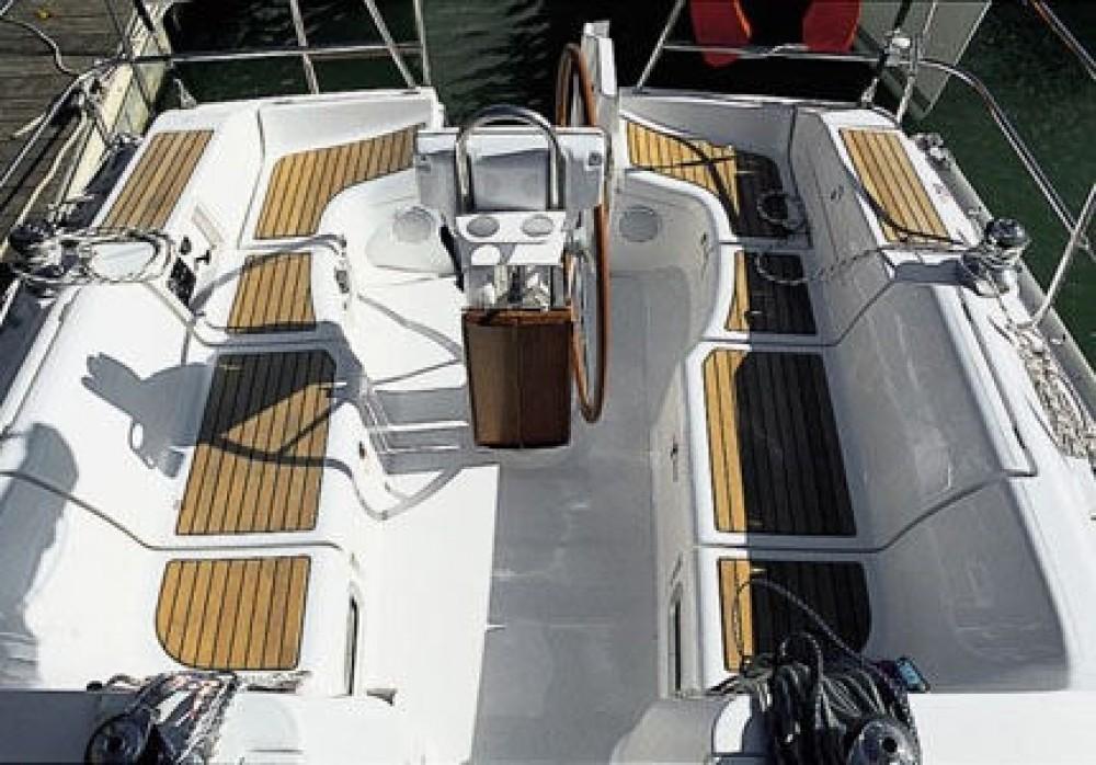 Segelboot mieten in Bursa - Bénéteau Oceanis 373