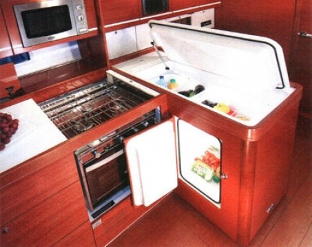 Bootsverleih Dufour Dufour 450 GL Orhaniye Samboat