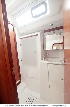 Yacht-Charter in Orhaniye - Dufour Dufour 450 GL auf SamBoat