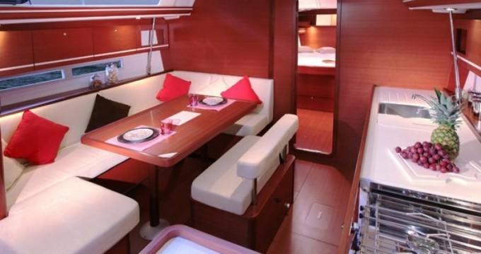 Segelboot mieten in Orhaniye - Dufour Dufour 450 GL