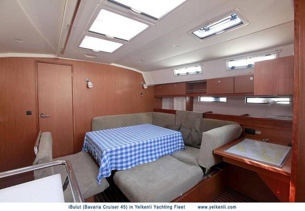 Ein Bavaria Bavaria 45 Cruiser mieten in Bursa