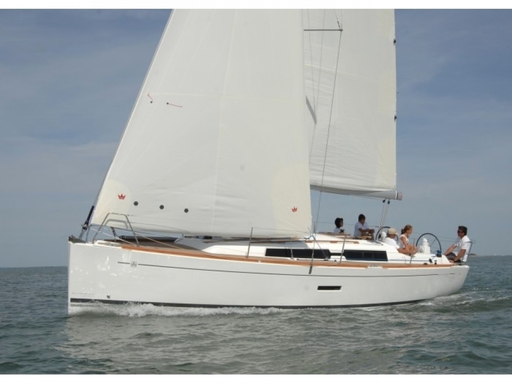 Segelboot mieten in Bursa zum besten Preis