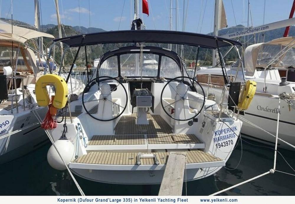 Segelboot mit oder ohne Skipper Dufour mieten in Bursa